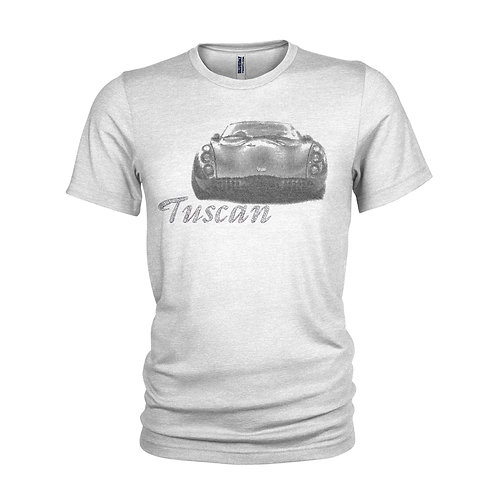 TVR Tuscan Pencil drawing T-shirt