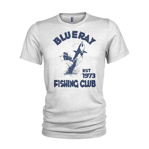 Blue Ray deep sea sports Fishing Club vintage beach T-shirt