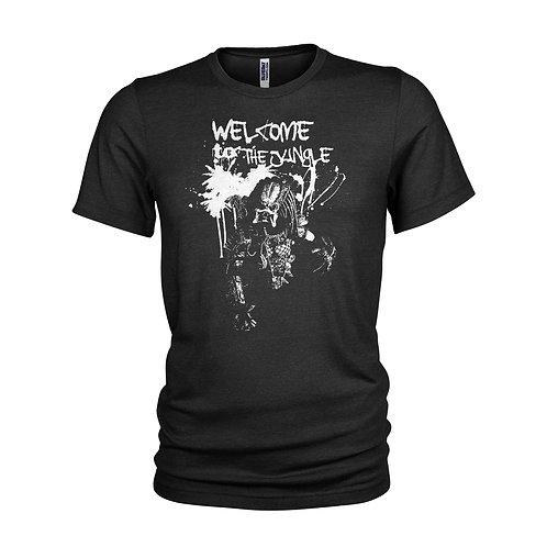 Predator ' Welcome to the jungle' movie T-shirt
