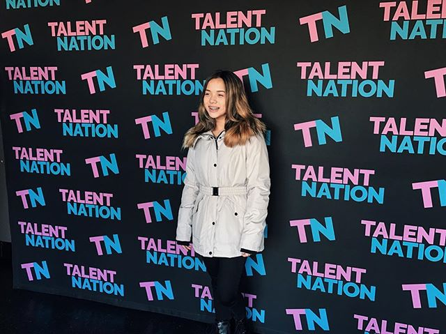 Thank you _Talentnation for an amazing weekend! I look forward to working with you again✨__#Ashley #