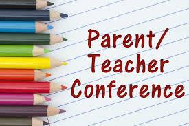 Virtual Parent Teacher Conferences THIS WEEK!