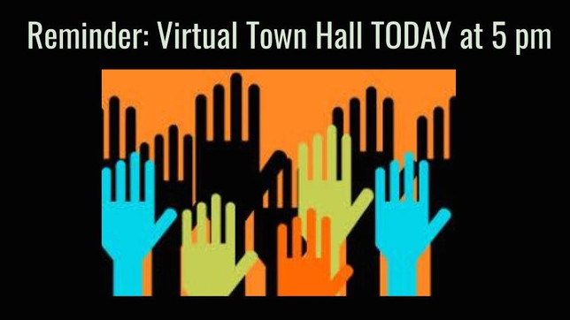 Second Town Hall for Prep Families TONIGHT at 5 pm