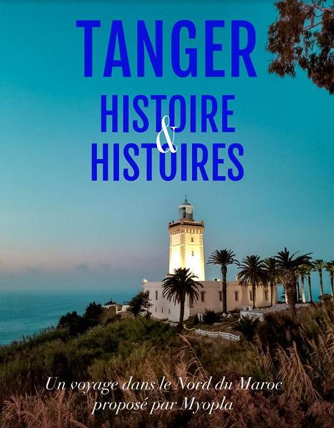 SORTIE DE LIVRE: TANGER HISTOIRE& HISTOIRES