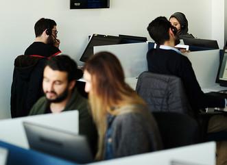 Pour installer ses agents en mode remote, MyOpla s'assure de la qualité des connexions à domicile