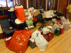 Items collected at the Heyde Center