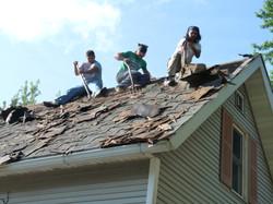 Marshfield Roof