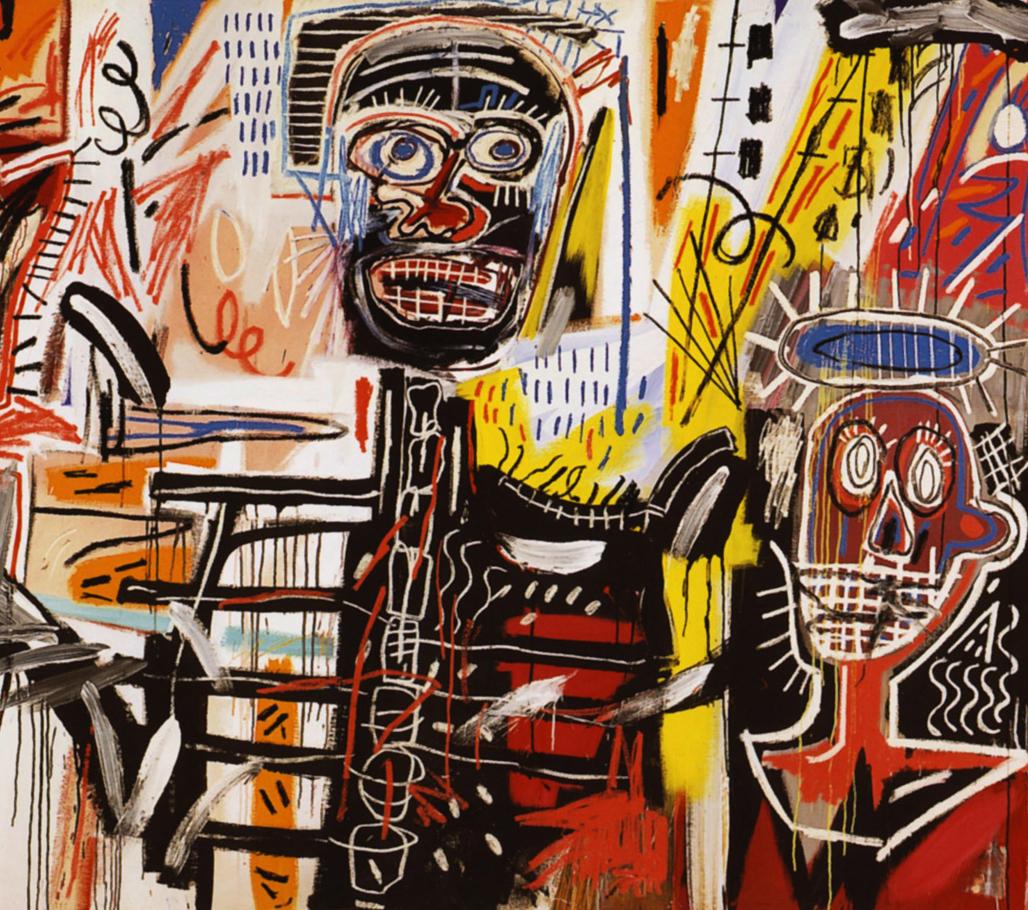 Philistines - Jean-Michel Basquiat