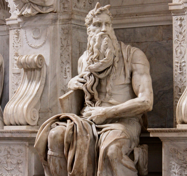 Moisés - Michelangelo Buonarroti
