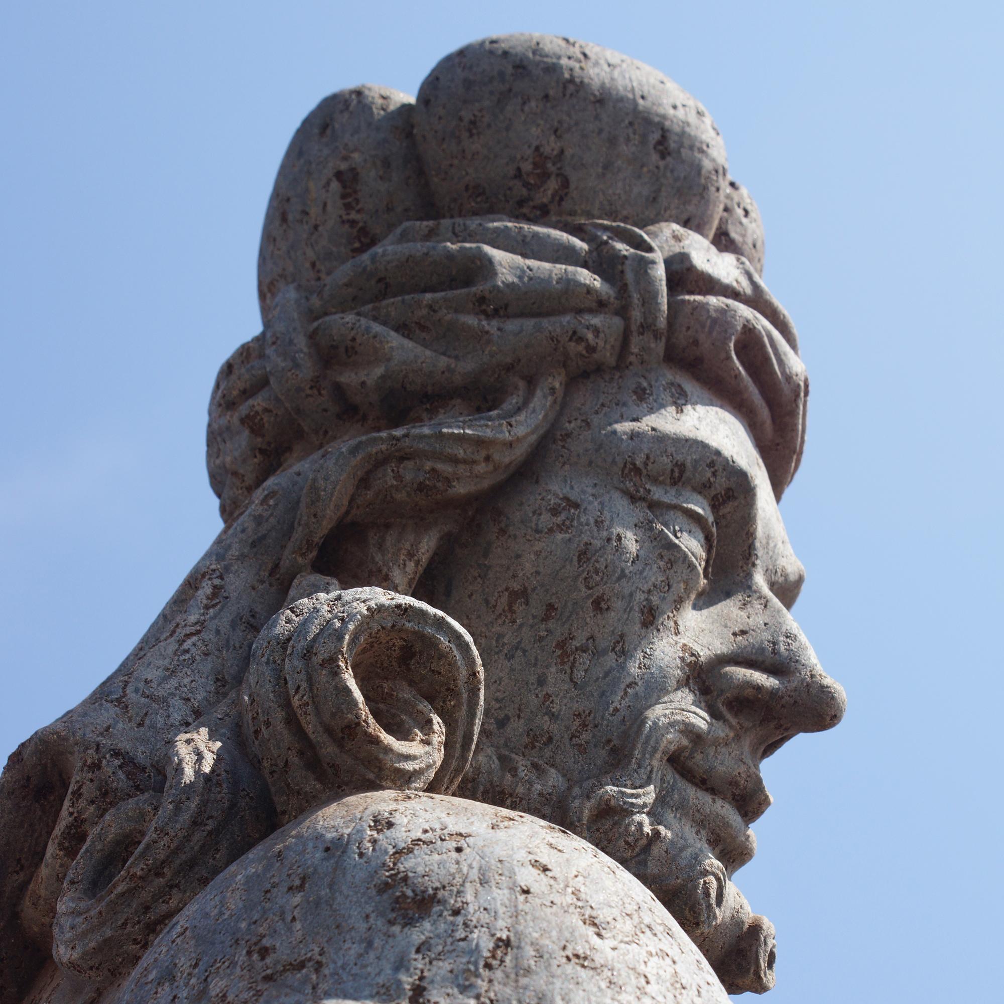 Profeta Joel - Aleijadinho