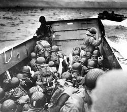 Dia D - Normandia - Robert Capa