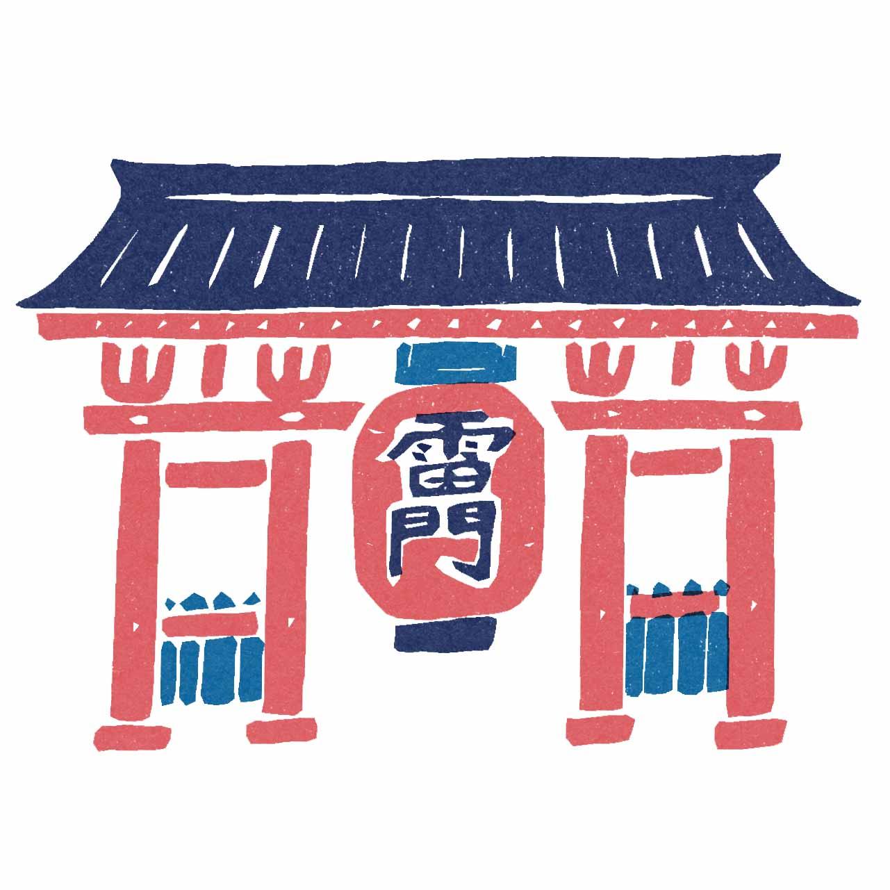 【東京】雷門