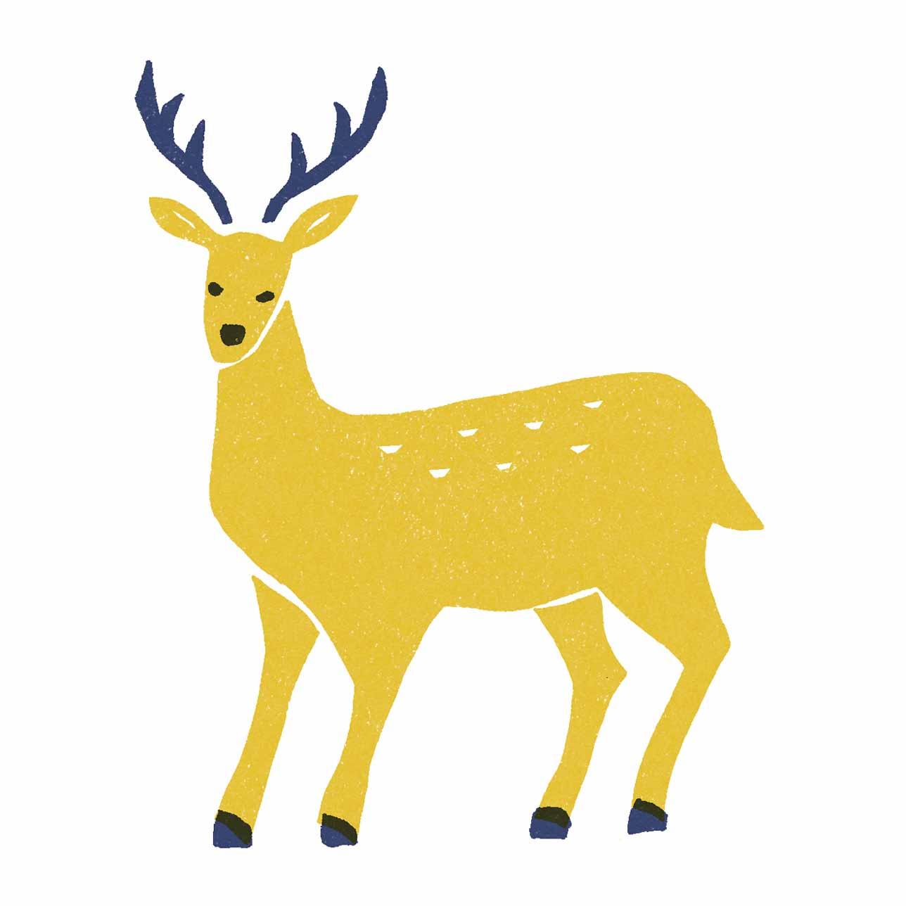 【近畿】鹿