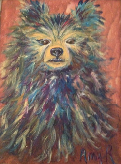 Mardi Gras Bear