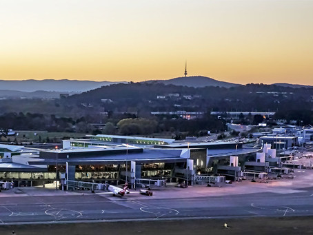 Flying Into Canberra?