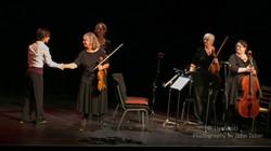Kaia and quartet 1