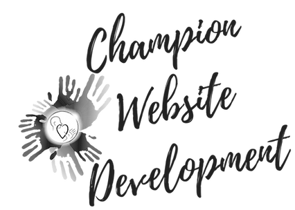 Champion Website Development BW Logo.png