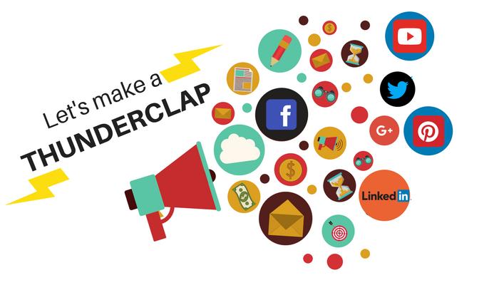 Have You Heard of Thunderclap.it?