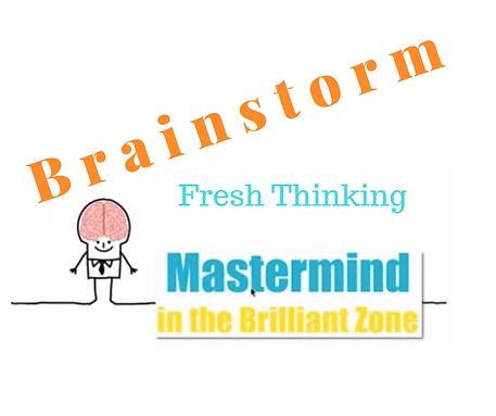 Brainstorming Masterminding