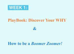 Boomer Zoomer MeetUp #1
