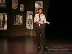Kaia Smith talking about Boxes 1