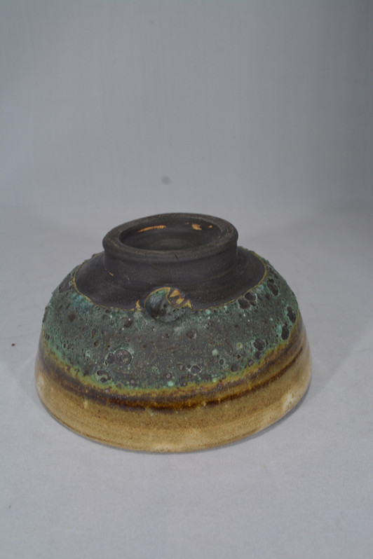Bowl Glaze Detail