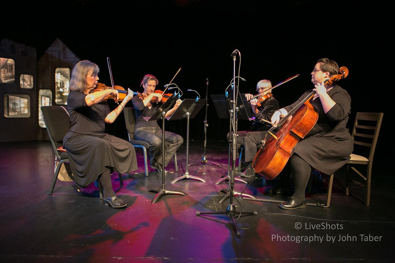 String Quartet _ Boxes