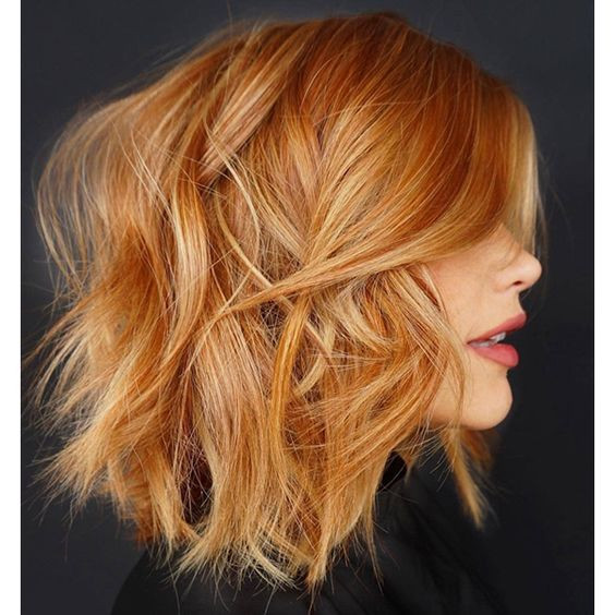 Copper Hair for Blondes