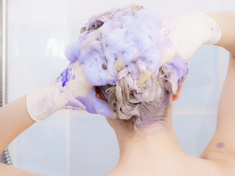 The Dark Side of Purple Shampoo: Why over using it can be a problem