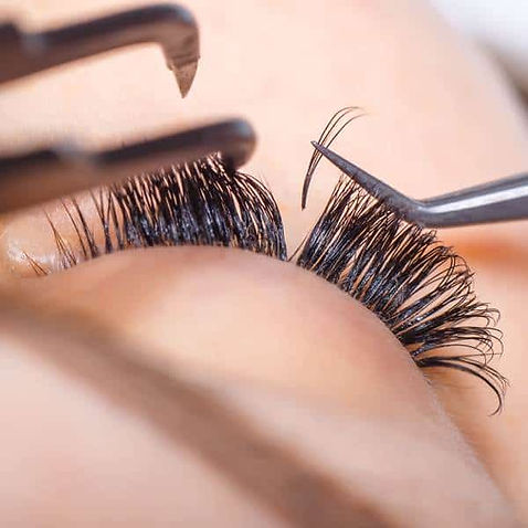 Lash Extensions - Blushing Beauty Salon