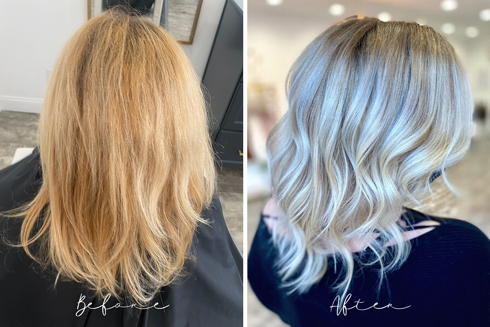 Before and After - Color Correction - Cleveland Ohio
