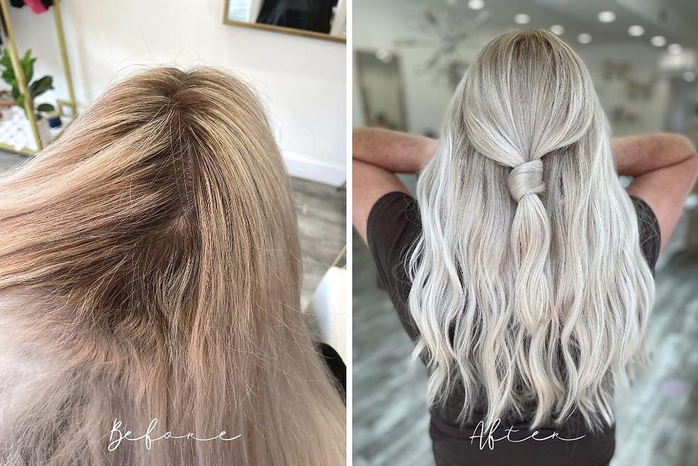 Blonde Transformation - Parma Heights