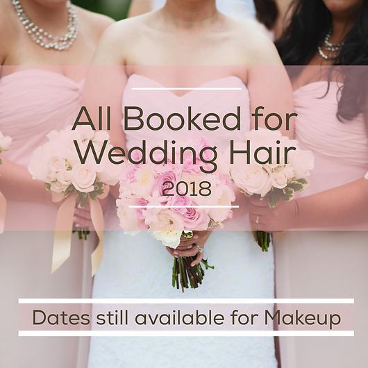 Cleveland Wedding Hair