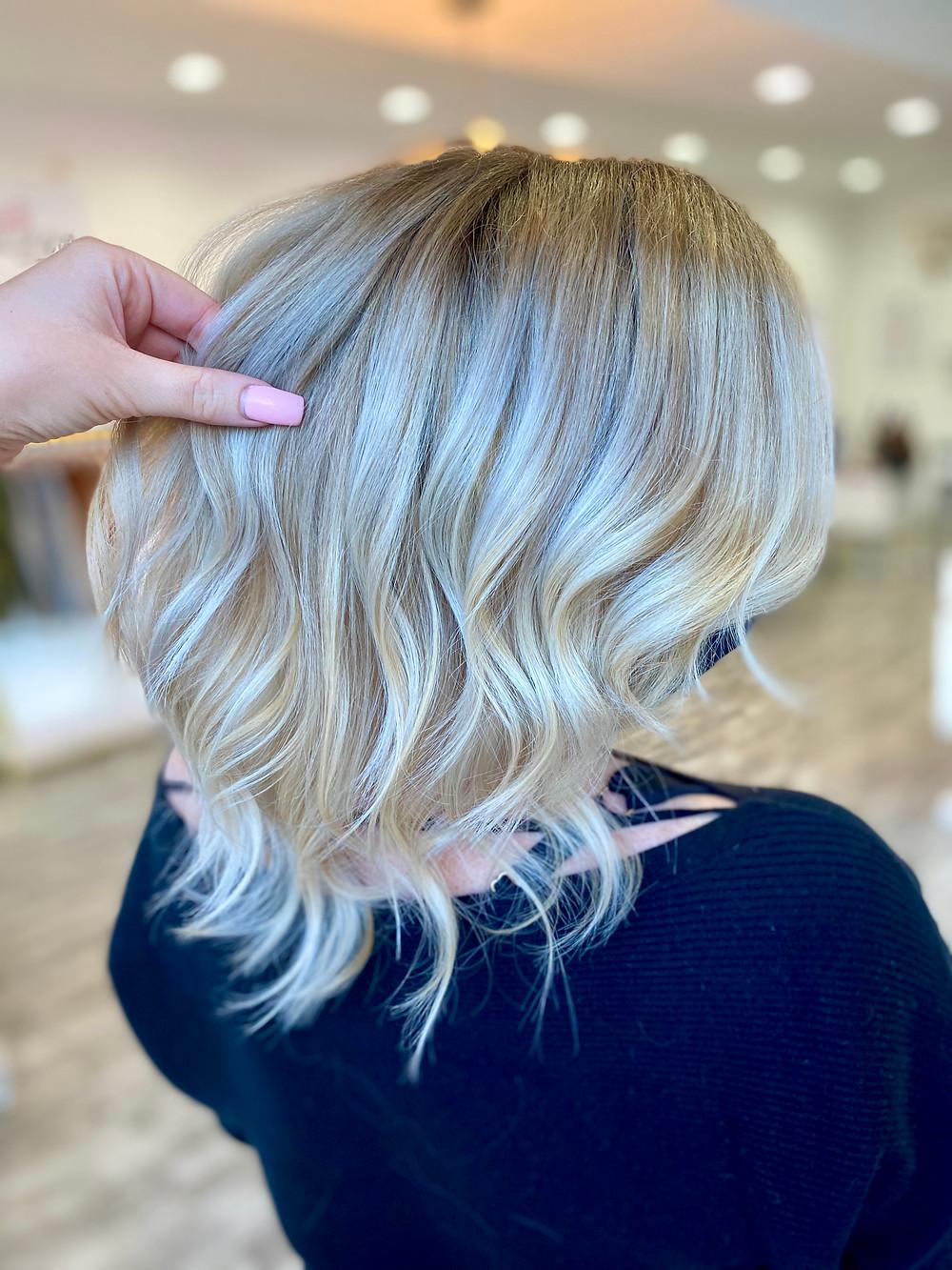 Color Correction - Cleveland Ohio - Blushing Beauty Salon