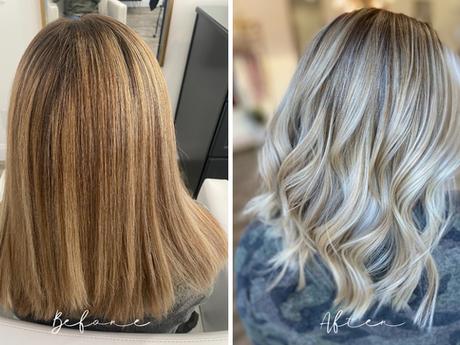 Highlight - Thick Hair Blonde AF