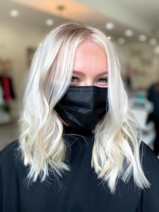 Blonde Highlight - Brecksville Ohio