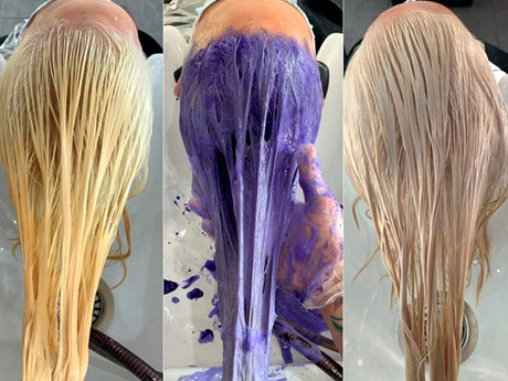 The Dark Side of Purple Shampoo: Why overusing it can be a problem