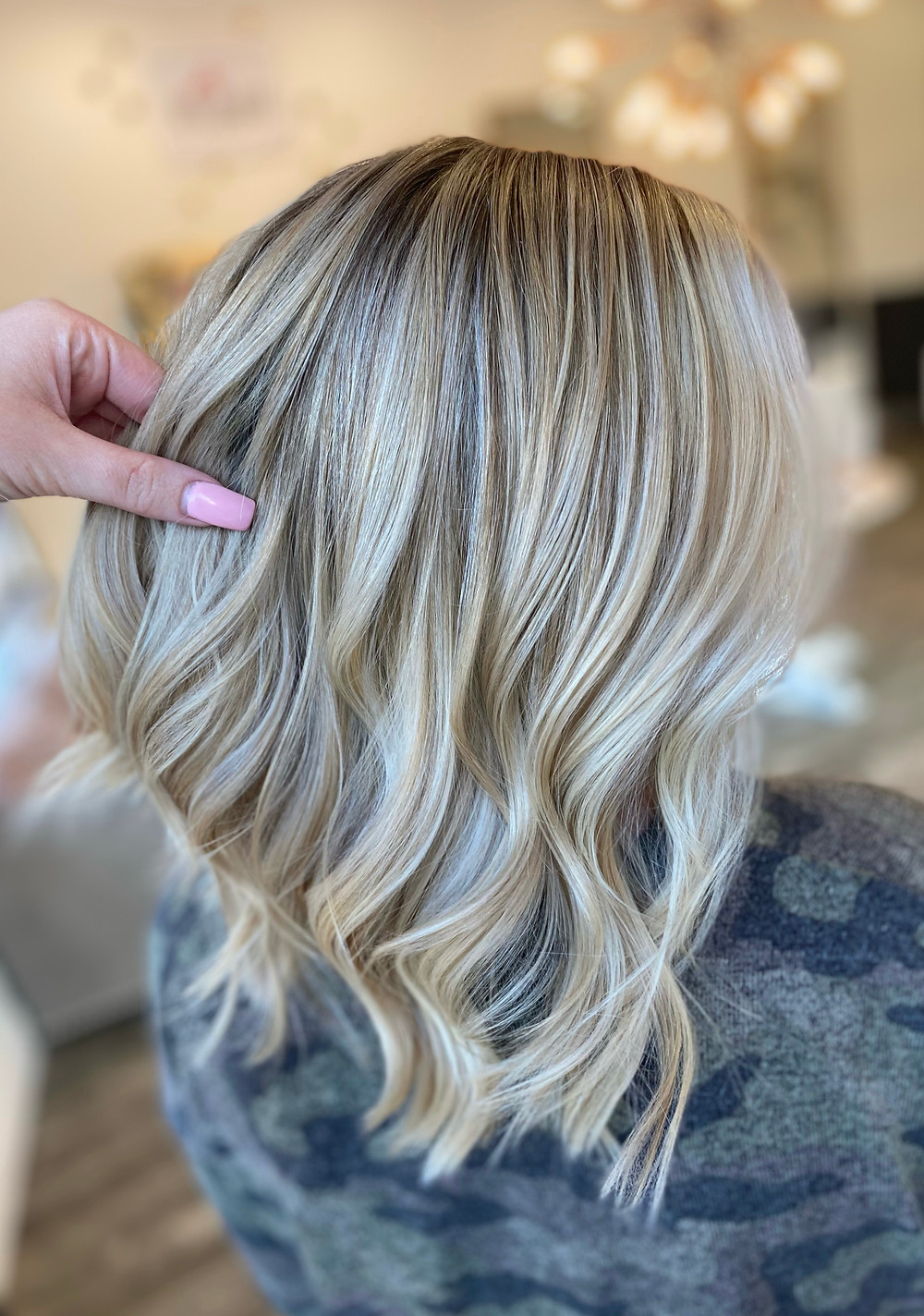 Highlight - Thick Hair Blonde AF - Lakewood Ohio