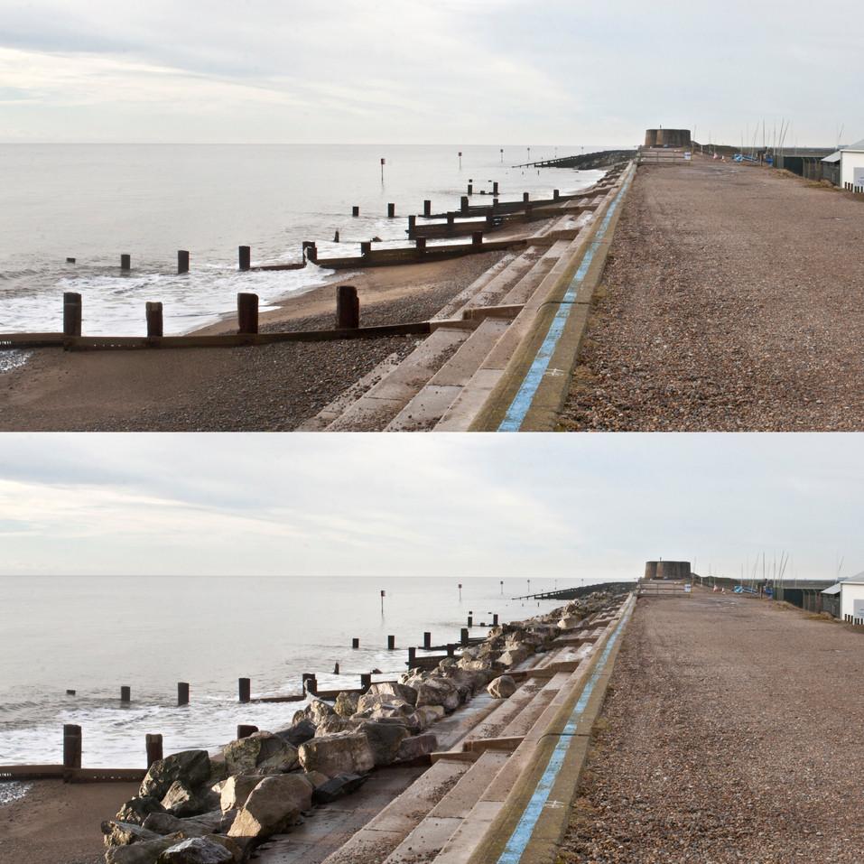 Aldeburgh Sea Defence
