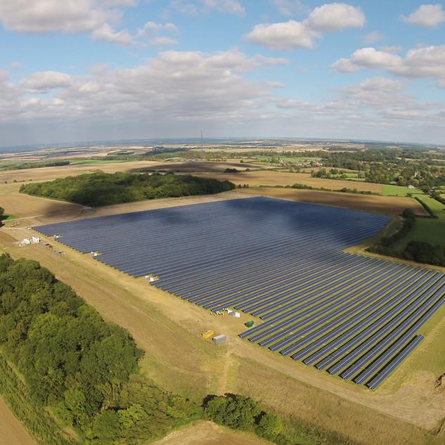Solar Farm Projects