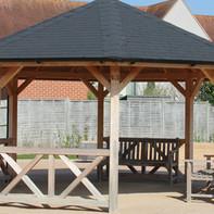 Tiptree Memorial Garden
