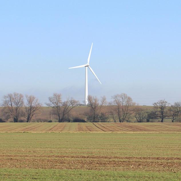 Renewable energy (wind, solar & biogas)