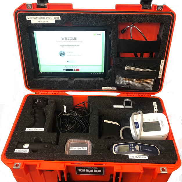 Portable Telemedicine