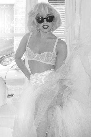 Vera Thordardottir for Lady Gaga
