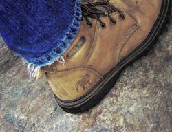 Steel Joe work boots