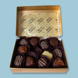 See's Candy Truffles Box