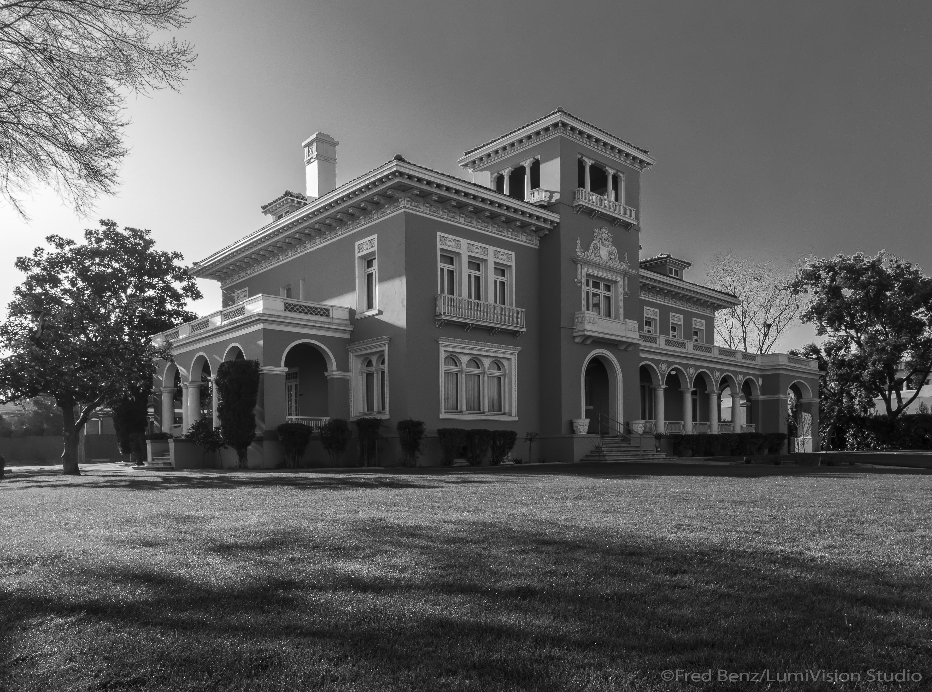 The Brix Mansion