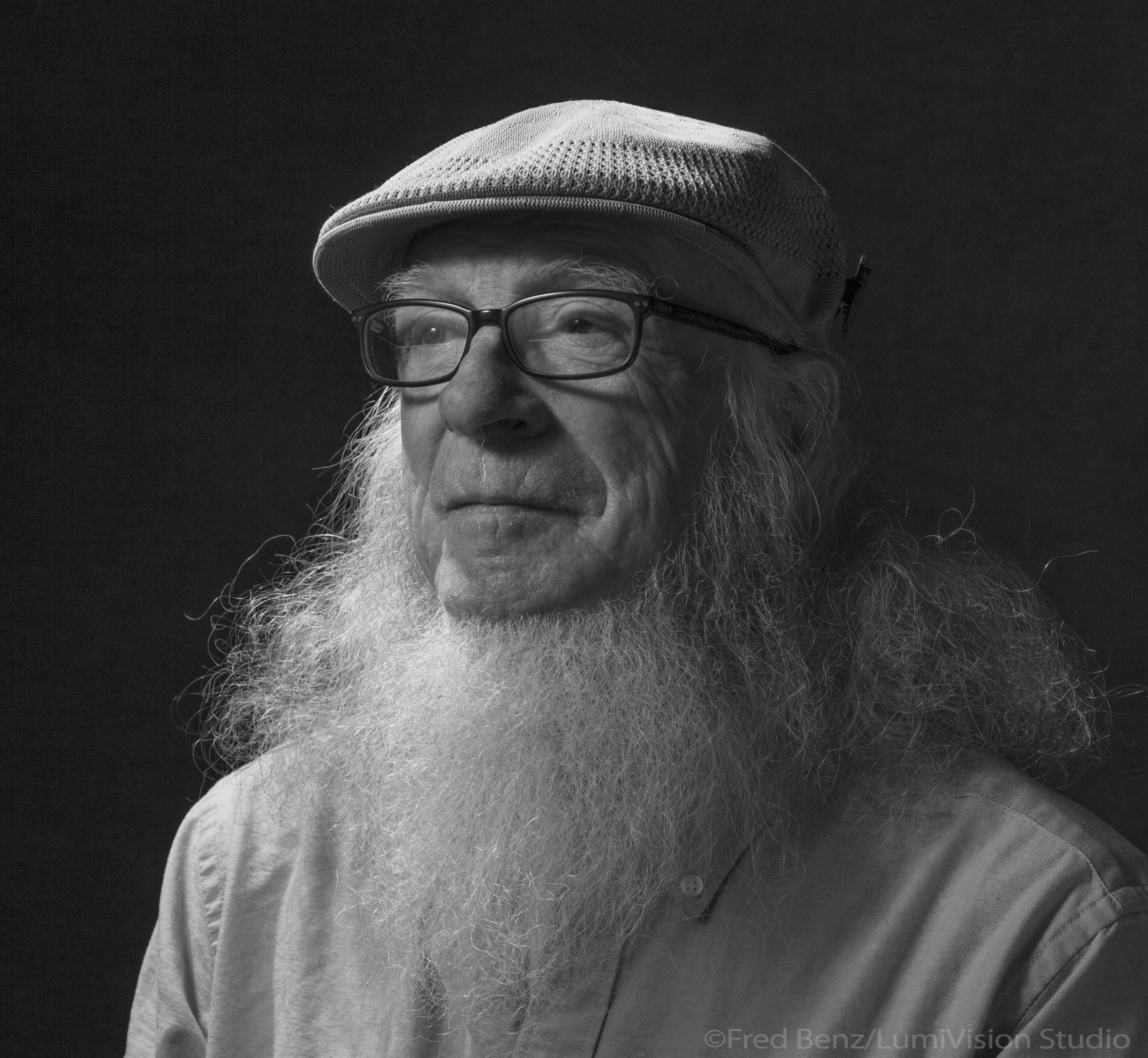 Portraiture of Julian Thornton