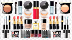 Chanel products layout