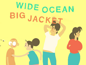 REVIEW: Wide Ocean Big Jacket - Nintendo Switch