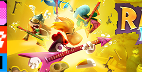 POWER REVIEW: Rayman Legends - PS4